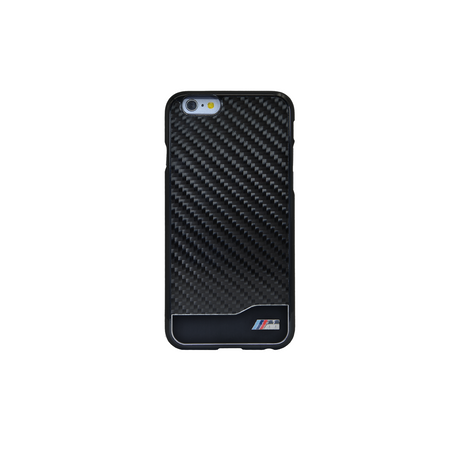 BMW Carbon & Aluminum Hard case for Apple iPhone 6/6s, Black