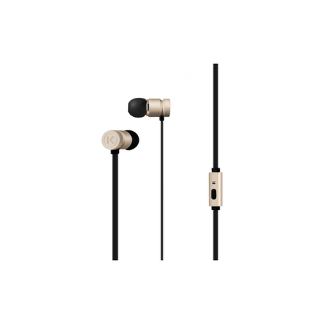 High-Clarity Noise Isolating In-Ear Headphones