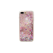 Bling Bling Hybrid Glitter Case for Apple iPhone 7 Plus, Pink Lady