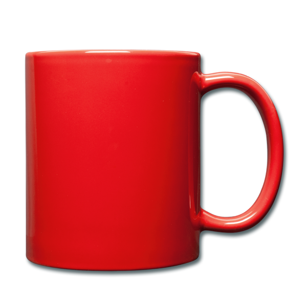 Drop Sondes. Not Nukes. Mug - red
