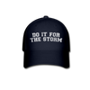 Do It For The Storm Baseball Cap - black