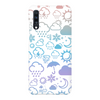 Weather Icon Phone Case - Rainbow