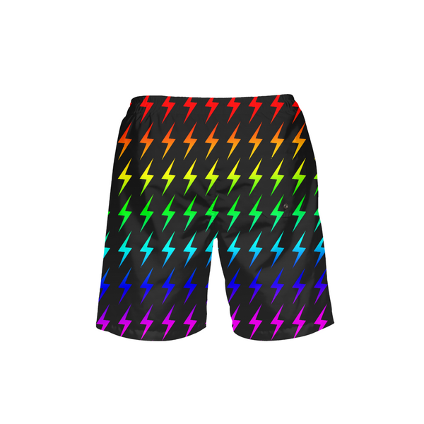 Lightning - Rainbow Men's Swim Trunk