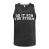 Do It For The Storm Men's Tank