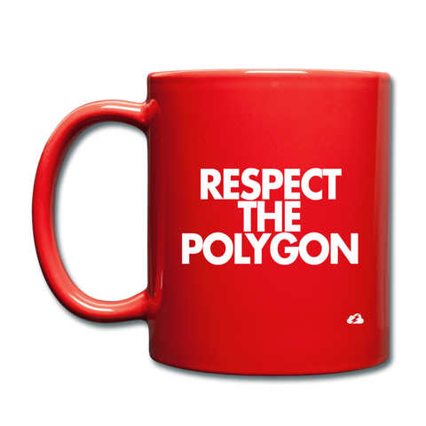 Respect The Polygon Mug