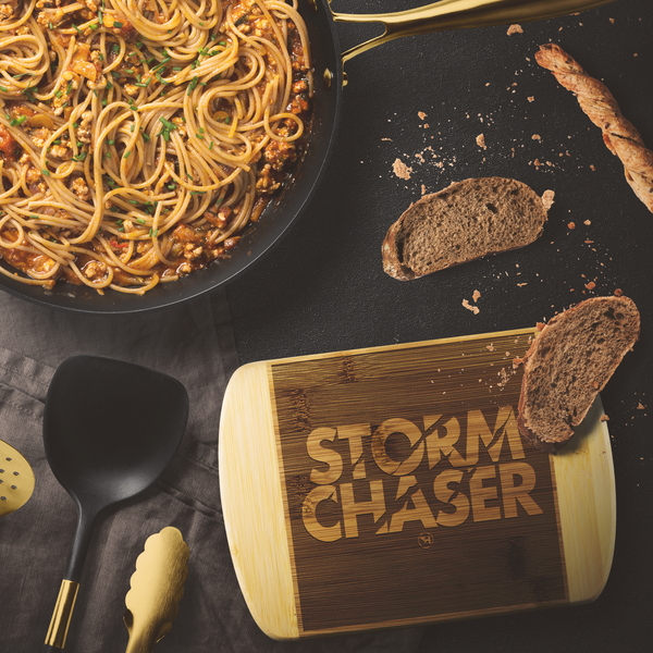 Storm Chaser Cutting Board