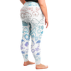 Wx Icon Leggings (Plus Size) (Rainbow)