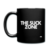 The Suck Zone Mug - black