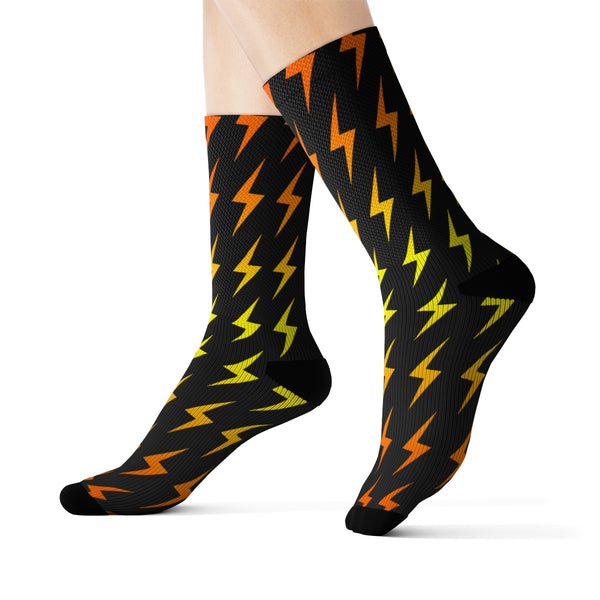 Lightning (Bolt) Socks