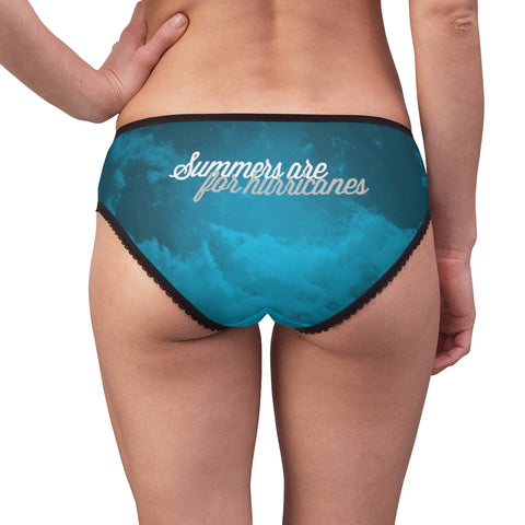 Summers are for Hurricanes Women's Briefs