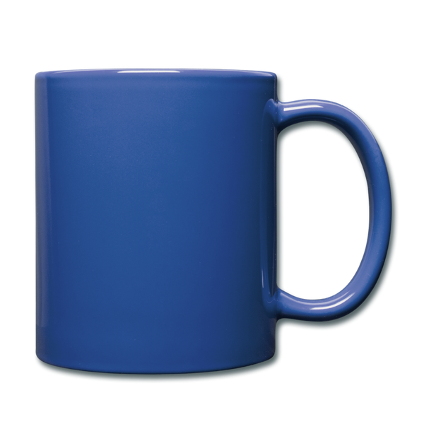 Drop Sondes. Not Nukes. Mug - royal blue