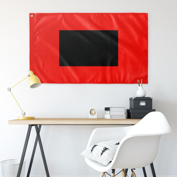 Hurricane Warning Flag