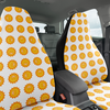 Car Seat Covers - Sun Icon