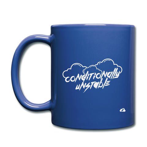 Conditionally Unstable Mug