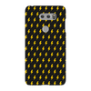 Lightning Phone Case - Black/Yellow