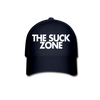 The Suck Zone Baseball Cap - black
