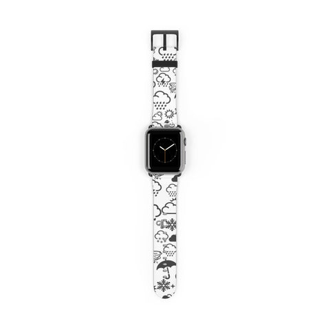 Weather Icon Watch Band