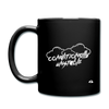Conditionally Unstable Mug - royal blue