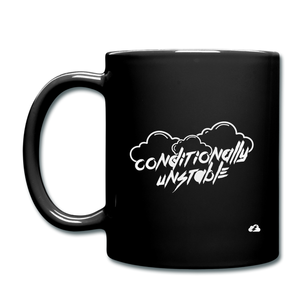 Conditionally Unstable Mug - black