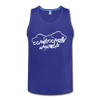 Conditionally Unstable Men's Tank - charcoal gray