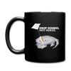 Drop Sondes. Not Nukes. Mug - black