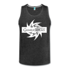 Game of Storms Men's Tank - charcoal gray