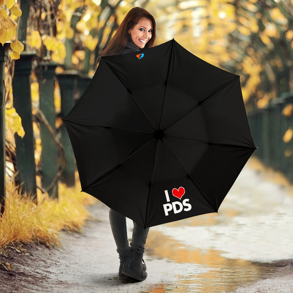 I Heart PDS Umbrella