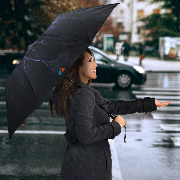 Storms Never Sleep (Lightning) Umbrella
