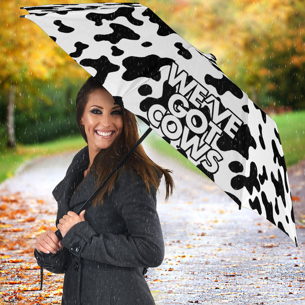 We've Got Cows Umbrella