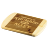 Tornado Alley Cutting Board