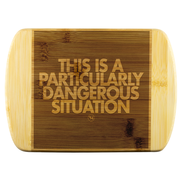 This is a PDS Cutting Board