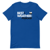 Best Weather Podcast Unisex T-Shirt