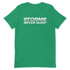 Storms Never Sleep Unisex T-Shirt