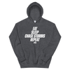 Eat, Sleep, Chase Storms, Repeat Unisex Hoodie