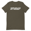 When Will It Hit My House? Unisex T-Shirt