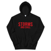 Storms and Chill Unisex Hoodie