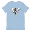 Flying Cow Unisex T-Shirt