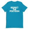 Respect The Polygon Unisex T-Shirt