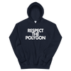 Respect The Polygon Unisex Hoodie