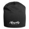 Humidity Jersey Beanie - black