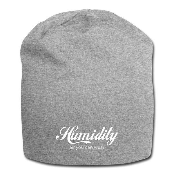 Humidity Jersey Beanie - heather gray