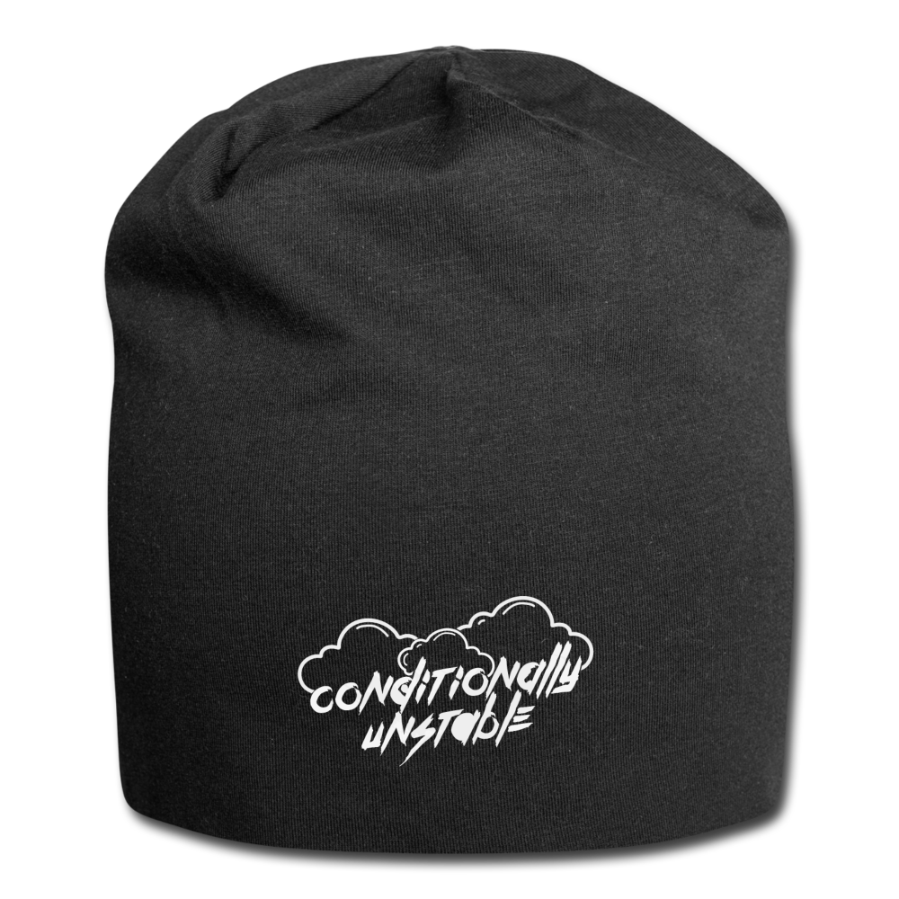 Conditionally Unstable Jersey Beanie