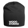 Wooo Storms! Jersey Beanie - black