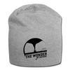 The Wonder of Nature Jersey Beanie - heather gray