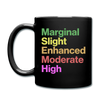Severe Outlook Mug - black