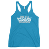 This is a PDS Women's Racerback Tank