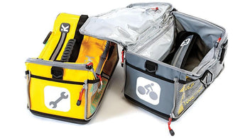 The KitBrix Bag - Electric Yellow