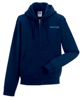 SwimTrek Zip Up Hoodies