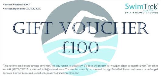 SwimTrek Gift Voucher