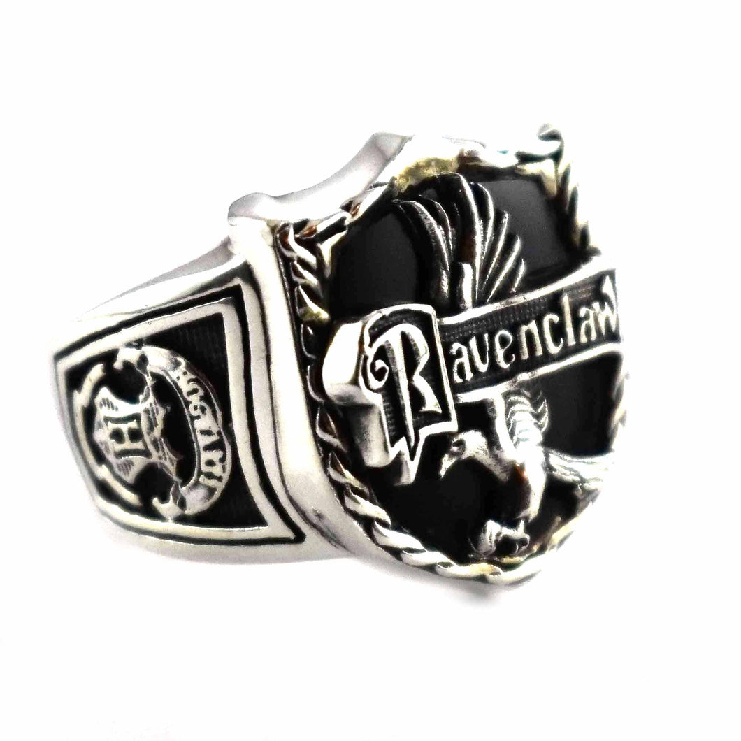 Ravenclaw silver ring